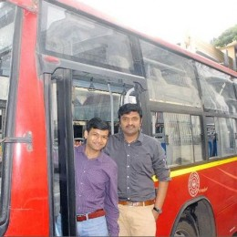 Phanindra Reddy Sama (redBus' CEO,) was recently selected by Endeavor as a high impact entrepreneur.