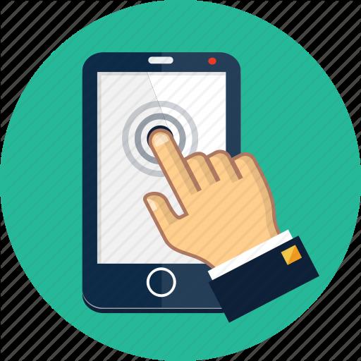 AngularJs ng-click and ng-touch mobile device