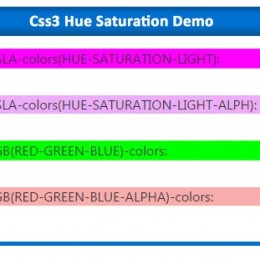 Css3-Hue-Saturation