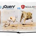 Jquery vs Angularjs